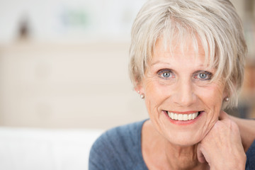 old woman smiling2